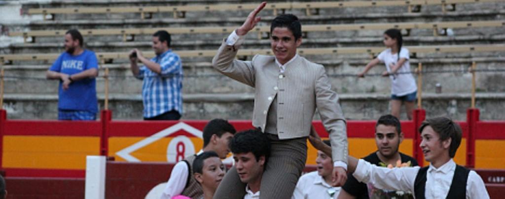 Borja Ximelis - Triunfador en Alicante